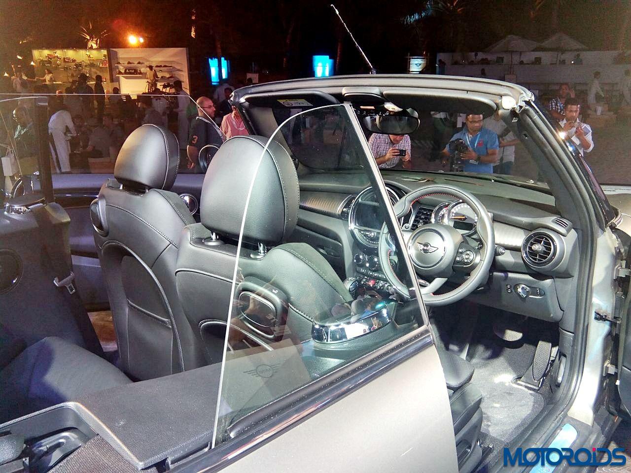 Mini Convertible - Cooper S - India Launch (13)