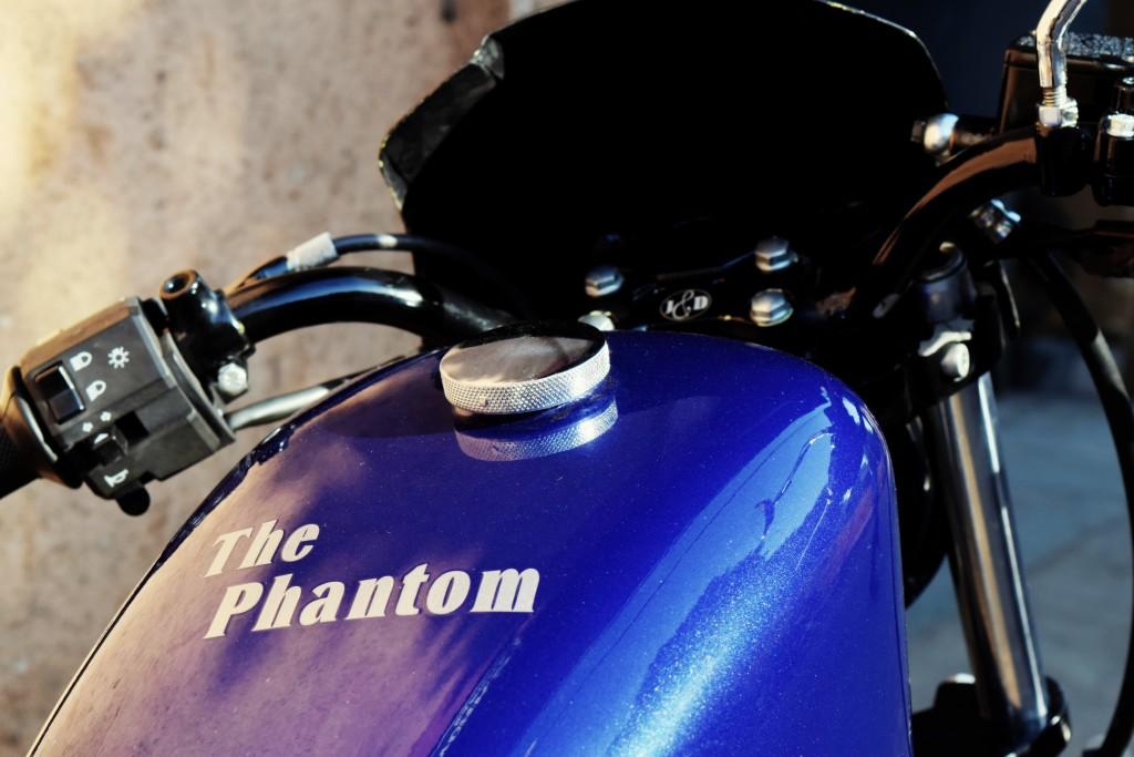 Modified Bajaj Pulsar 180 ''The Phantom'' (5)