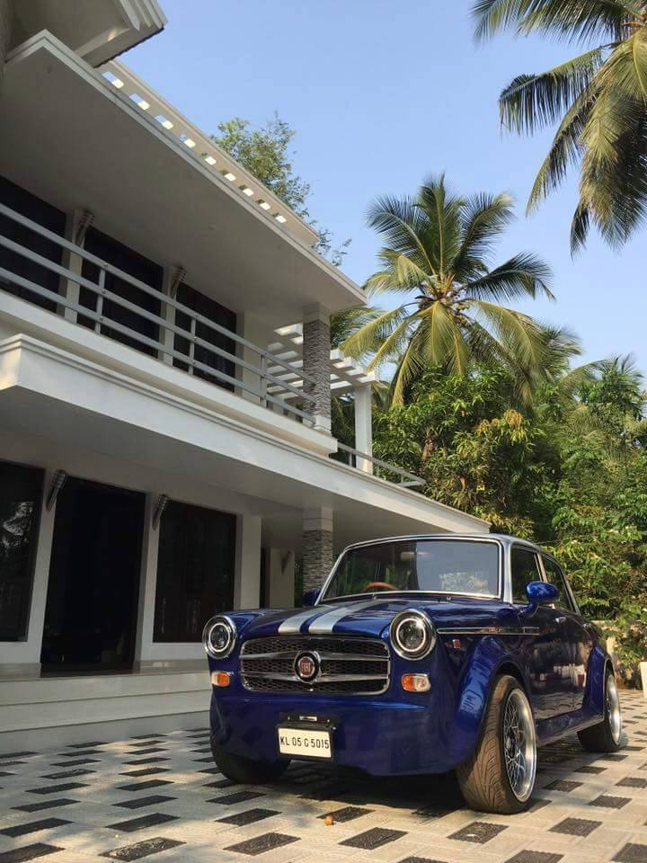 This Modified Premier Padmini Is Undoubtedly One Of India