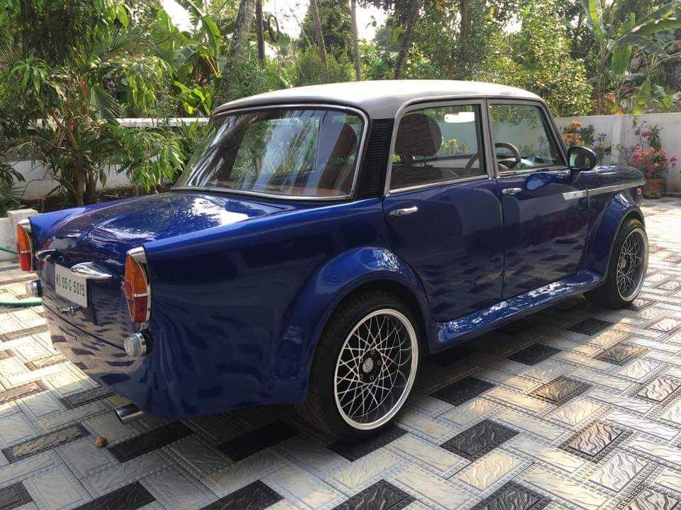 Fiat Padmini Modified In Kerala