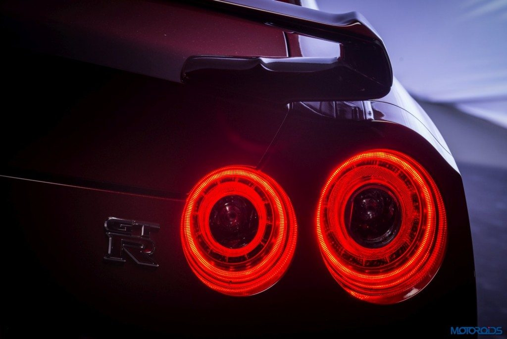 Nissan GT-R 2015MY