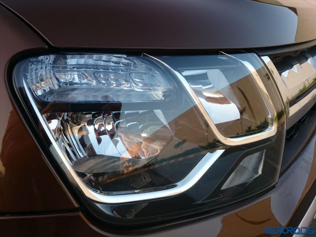 New 2016 Renault Duster Hawk Eye headlamps(10)