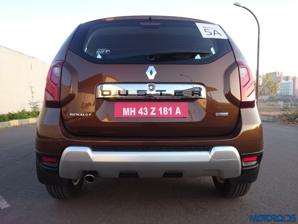 New 2016 Renault Duster Facelift Awd And Amt Review