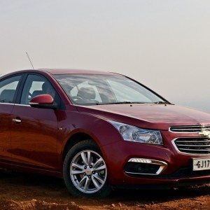 New 2016 Chevrolet Cruze Review