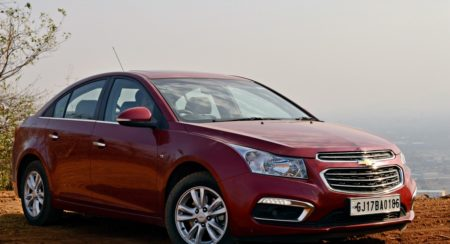 Chevrolet India Organizes Nationwide Service Camps
