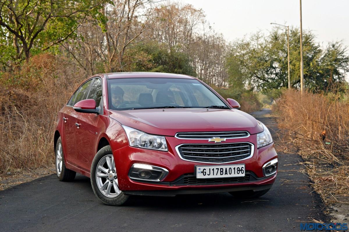 New Chevrolet Cruze (53)