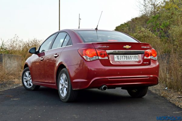 New Chevrolet Cruze (55)