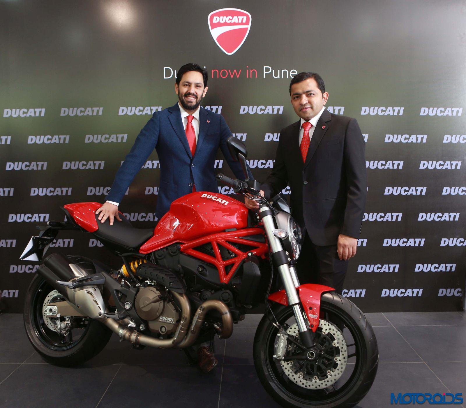 Ducati India... Ducati India