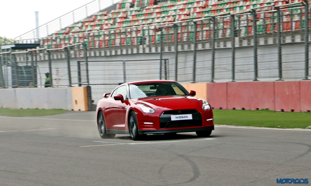 Nissan GT-R India review (3)