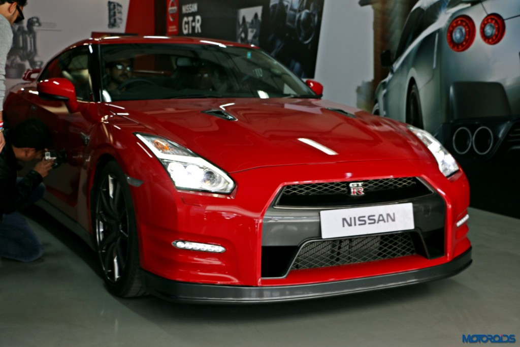 Nissan GT-R India review (6)