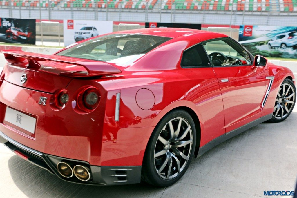 Nissan GT-R India review (7)