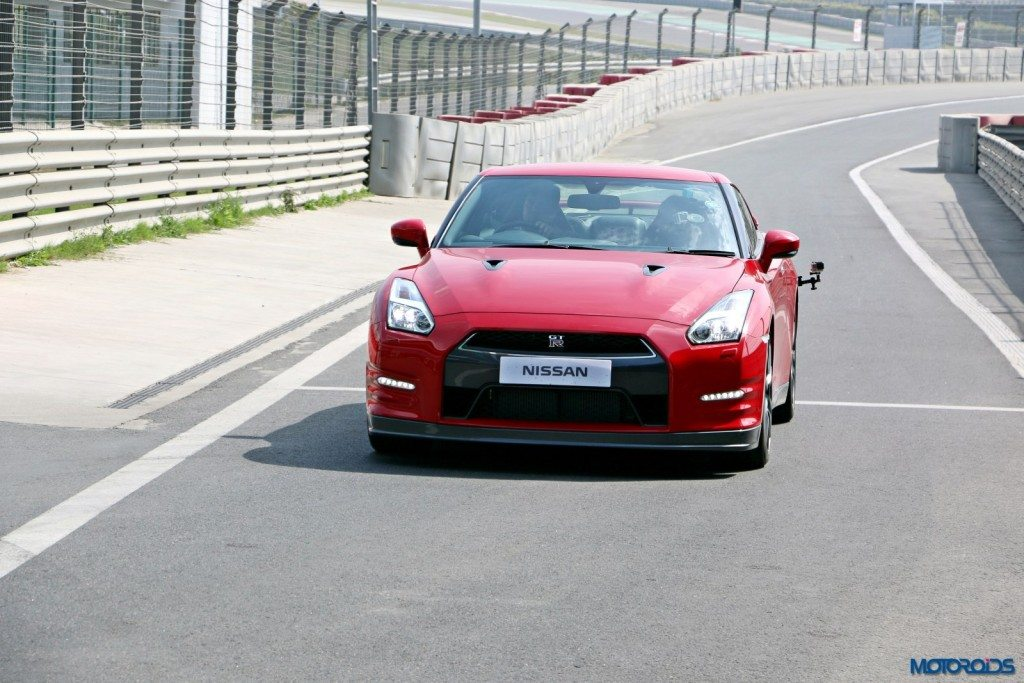 Nissan GT-R India review (8)