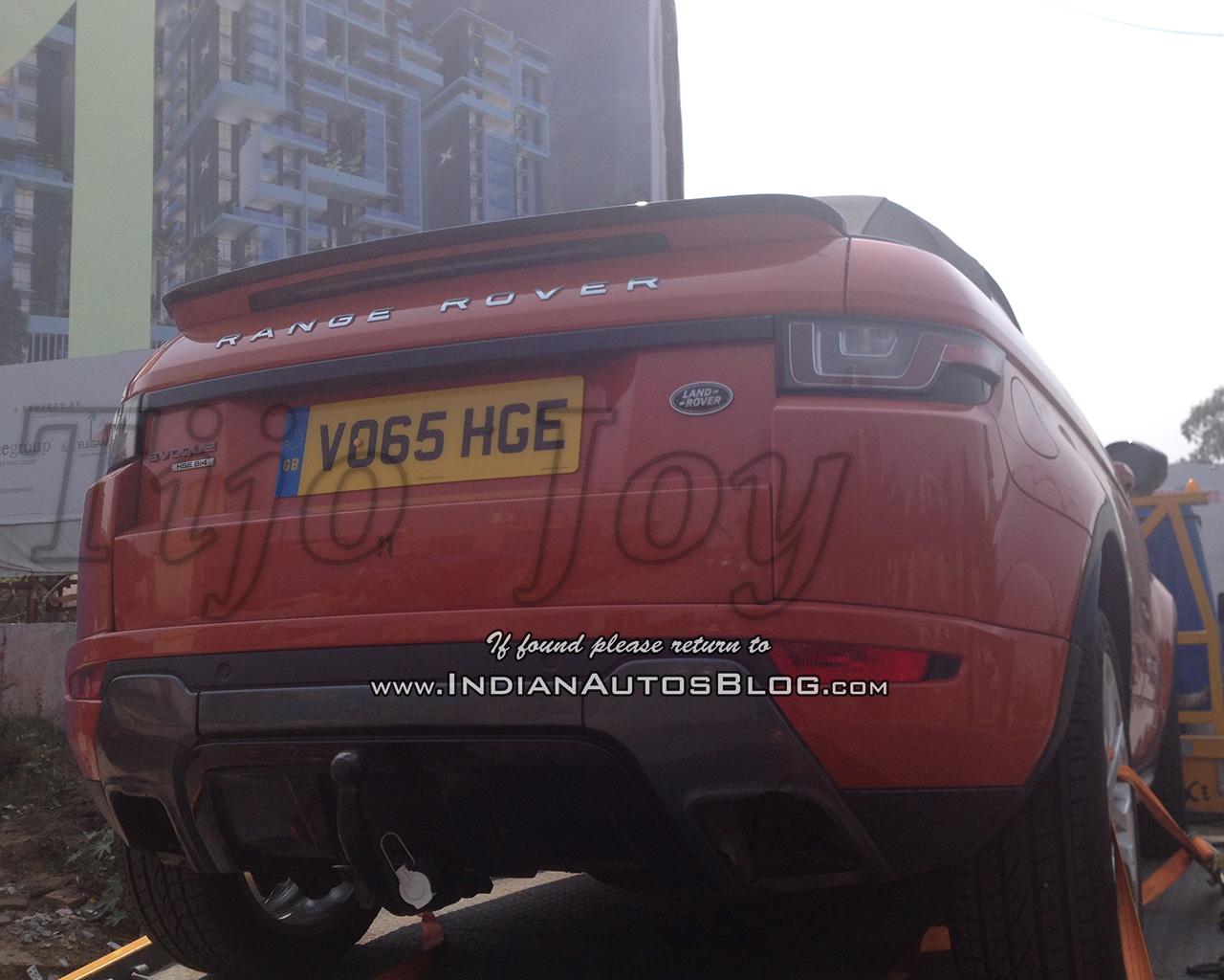 Range Rover Convertible spy (8)