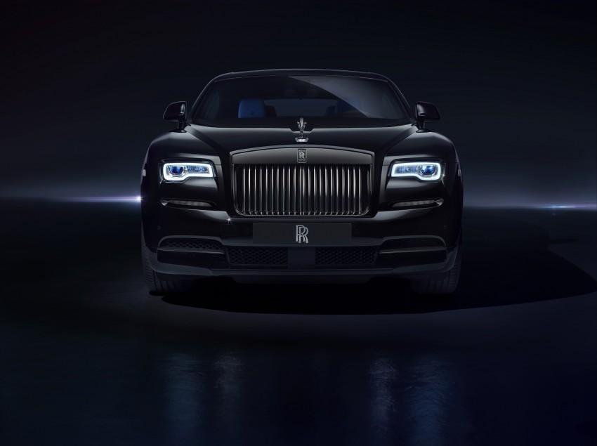 Rolls Royce Black Badge edition (1)