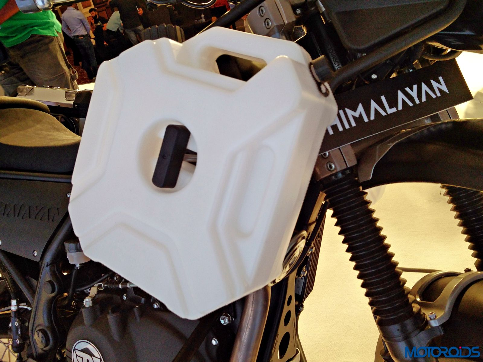 List: 9 accessories for the Royal Enfield Himalayan | Motoroids