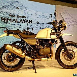 Ban on Royal Enfield Himalayan lifted in New Delhi, priced at INR 1.73 lakhs