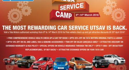 Tata Motors to roll-out fourth edition of Mega Service Camp across India...