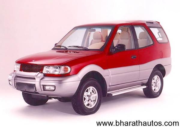 Tata Safari 3-Door Concept (1)