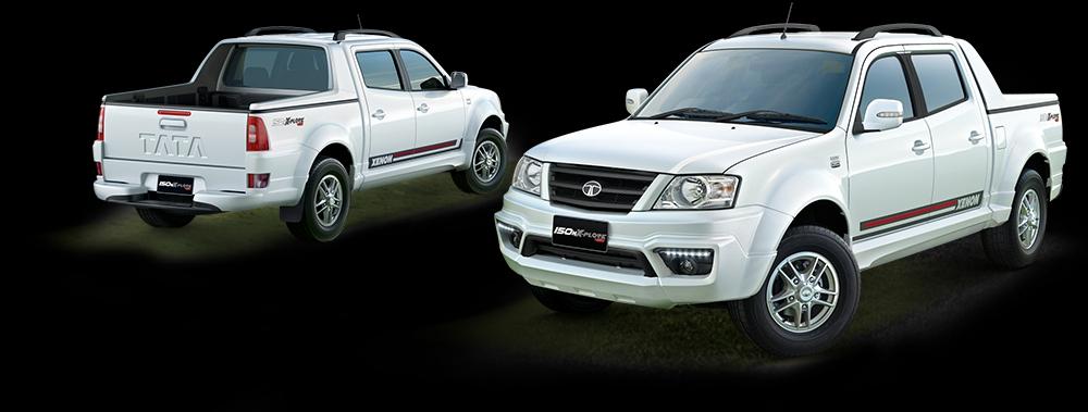 Tata Xenon 150NX-plore 4WD 6-speed Automatic (1)