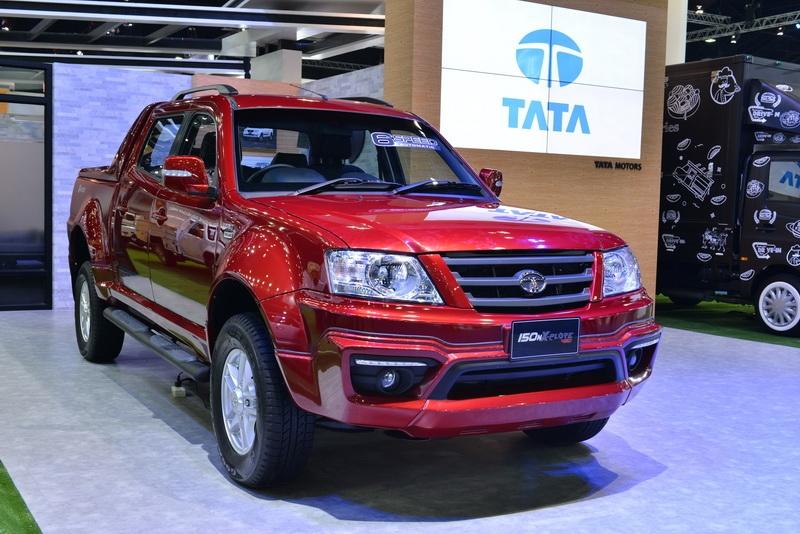Tata Xenon 150NX-plore 4WD 6-speed Automatic (2)