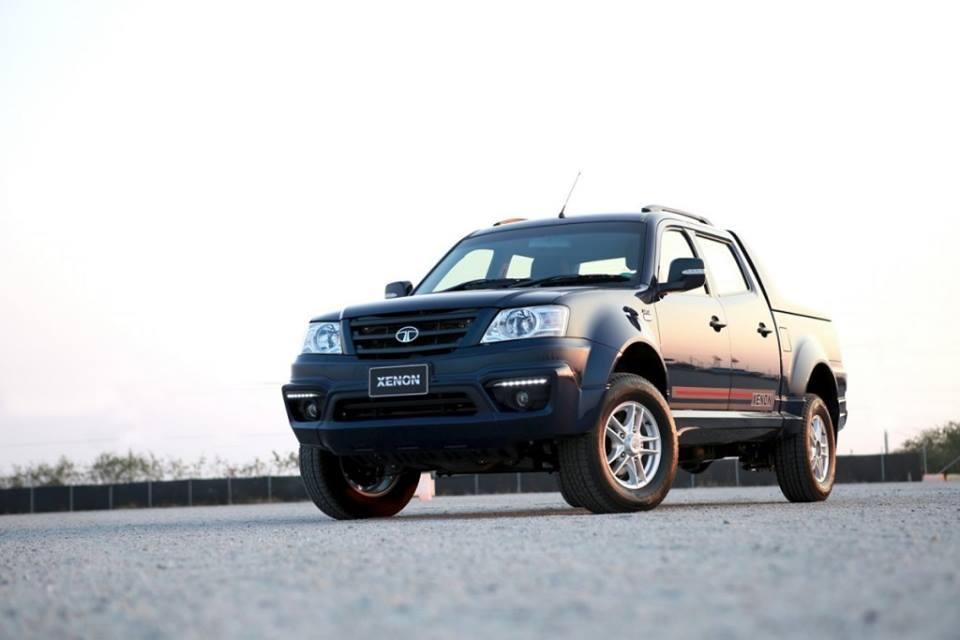 Tata Xenon 150NX-plore 4WD 6-speed Automatic (3)