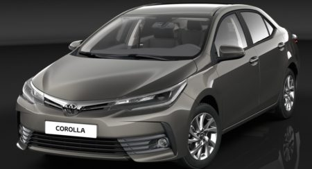 New Toyota Corolla Altis facelift revealed before 2017 debut