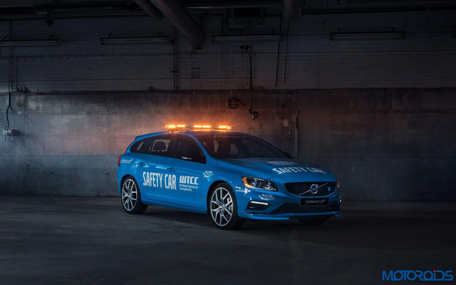 Volvo V60 Polestar - WTCC Safety Car (1)