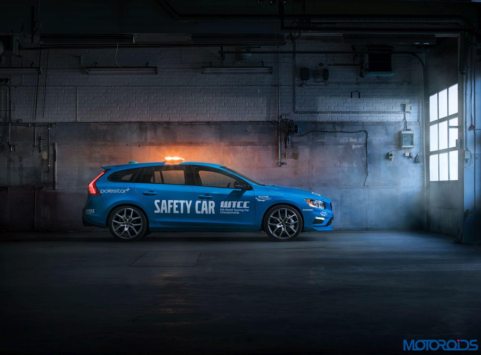 Volvo V60 Polestar - WTCC Safety Car (3)
