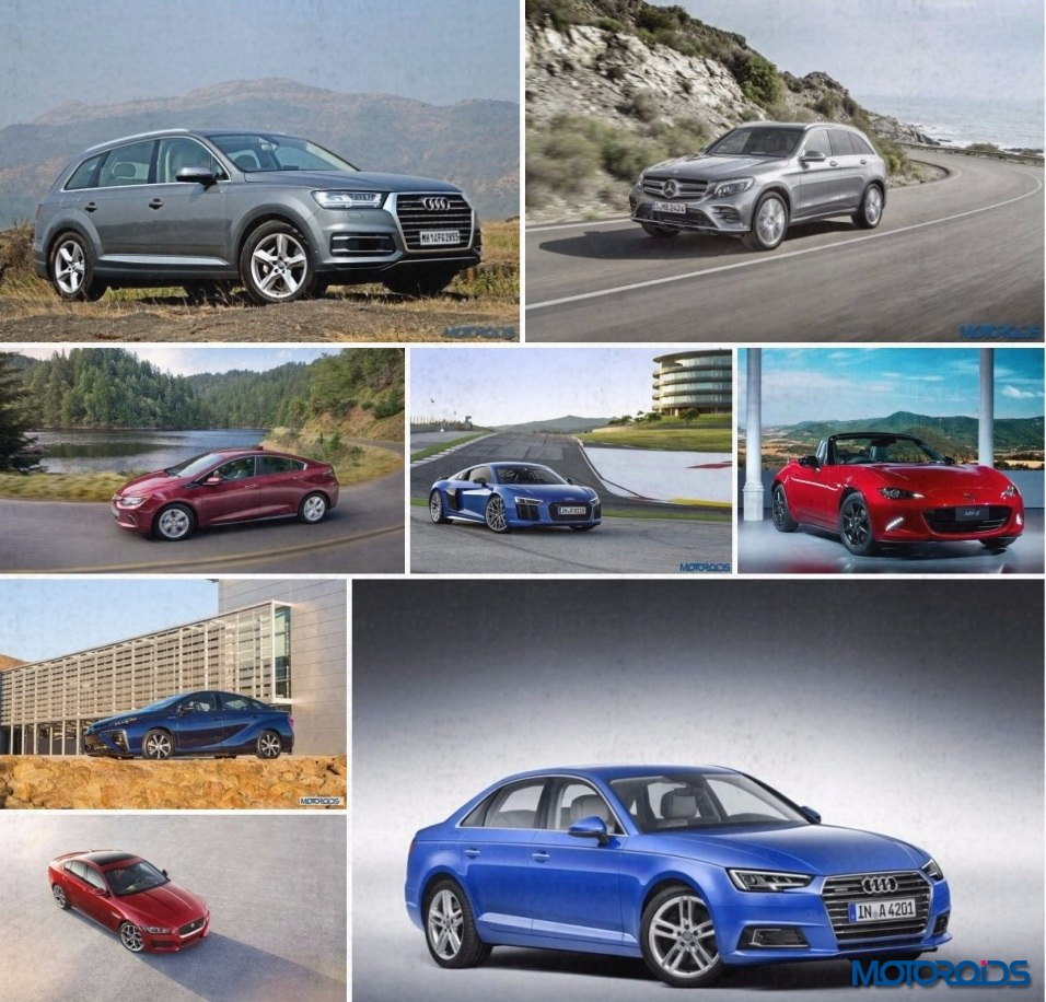 world car of the year 2016 finalists in five different categories announced motoroids. Black Bedroom Furniture Sets. Home Design Ideas