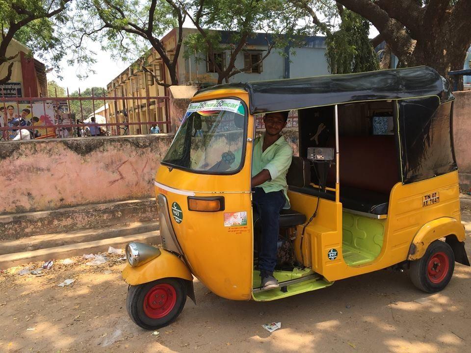 Zoomcar Auto Rickshaw (2)