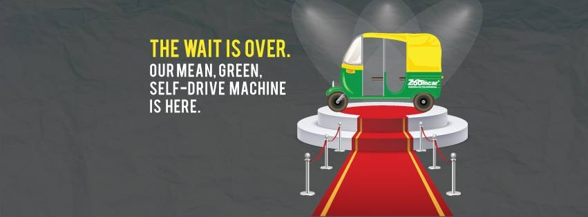 Zoomcar Auto Rickshaw (3)