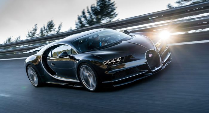 Bugatti Chiron, the 1480bhp successor of the Veyron with 420 km/h top speed officially unveiled [Gallery Updated]