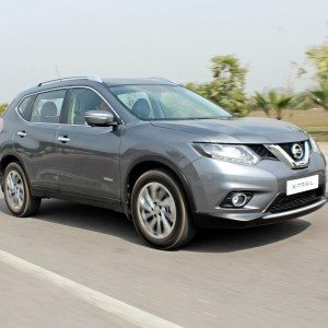 New 2016 Nissan X-Trail Hybrid India Review : Lean Muscle