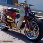 10 wacky motorcycles 10 150x150 LIST: 10 of the most wackiest motorcycles in India, and abroad