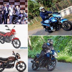 TVS Victor vs Yamaha Saluto RX vs Honda Livo vs Hero Passion Pro vs Bajaj Platina ES: Tech Spec Comparison
