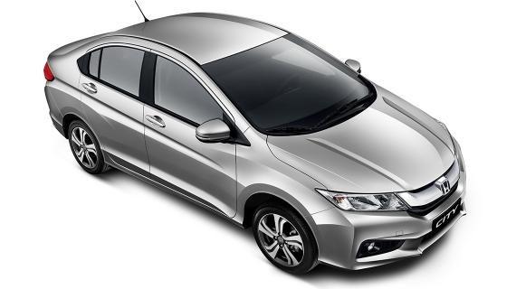 2016 Honda City Flex Fuel (4)