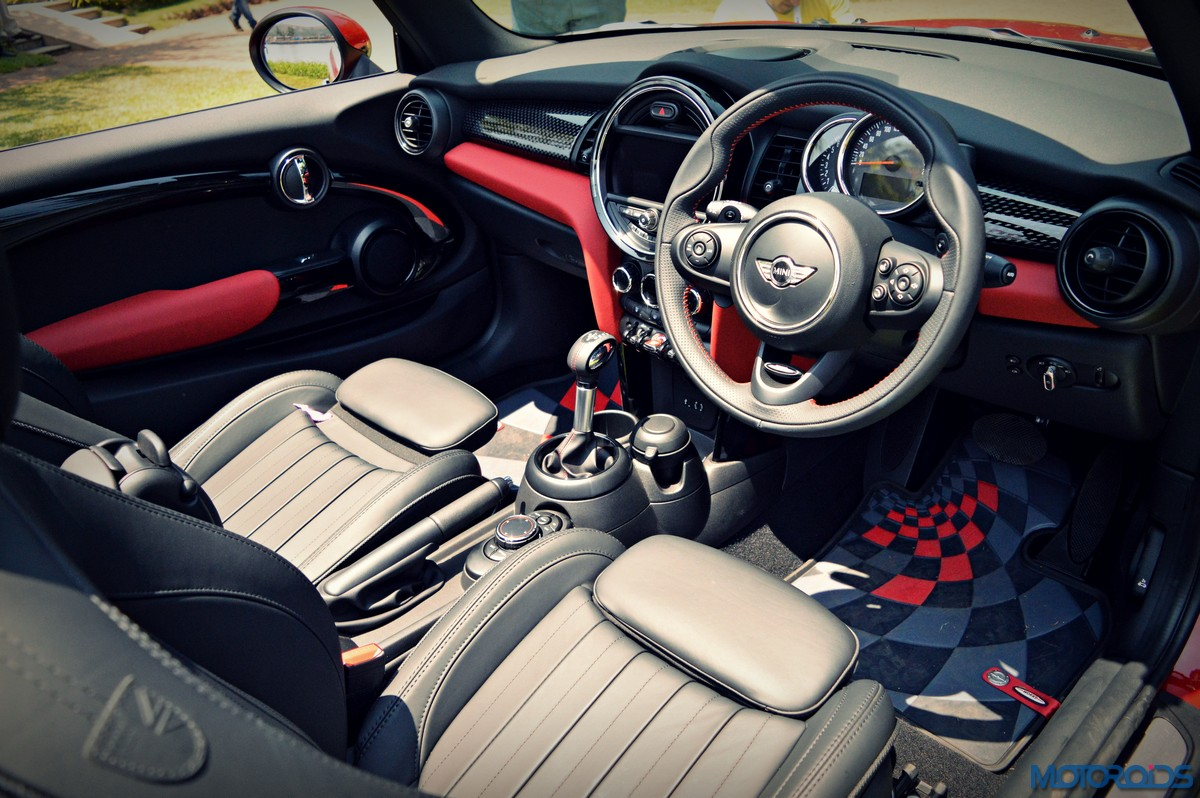 2016 Mini Cooper S Convertible India Review Bare Charm Motoroids