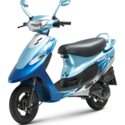 2016 TVS Scooty Pep Plus dazzling blue 180x180 2016 TVS Scooty Pep Plus gets Eco Thrust engine, extended warranty and more; priced at INR 43,534