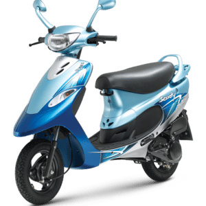 2016 TVS Scooty Pep Plus gets Eco Thrust engine, extended warranty and more; priced at INR 43,534