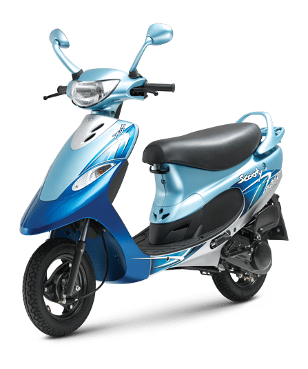 2016 Tvs Scooty Pep Plus Gets Eco Thrust Engine Extended
