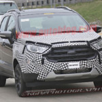 2017 Ford EcoSport 3 150x150 Updated 2017 Ford EcoSport shows new Endeavour inspired face; India bound