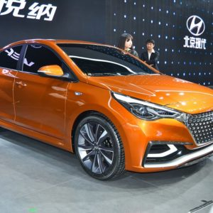 2017 Hyundai Verna Concept revealed at Auto China 2016