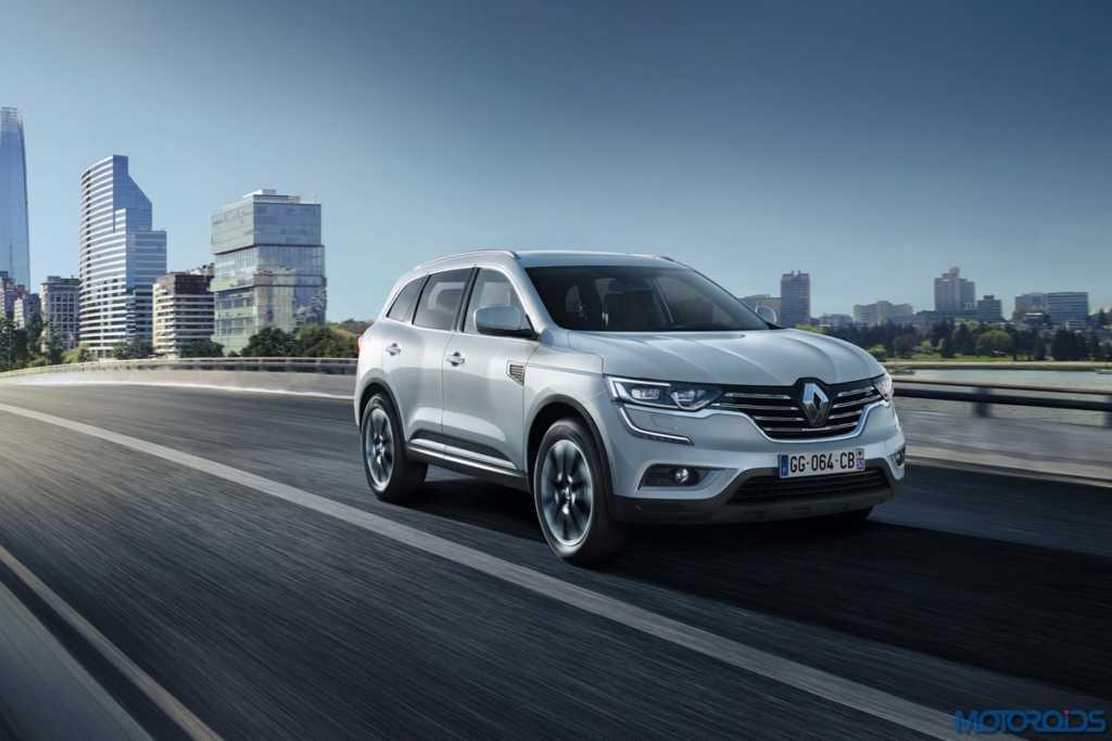 2017 Renault Koleos (1)
