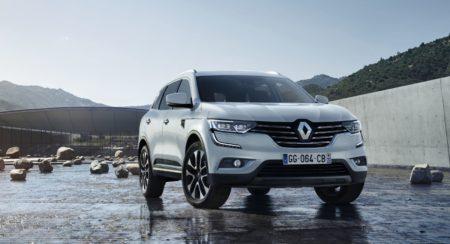 2017 Renault Koleos - 1
