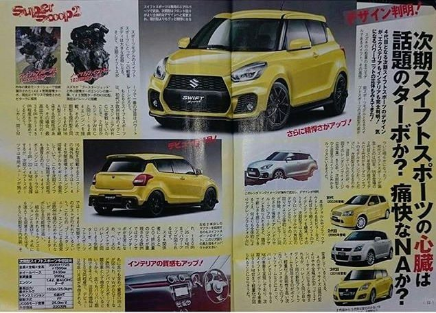 2017-Suzuki-Swift-Sport-in-Yellow-shade-1 (1)