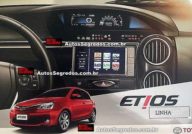 2017 Toyota Etios Facelift (1)