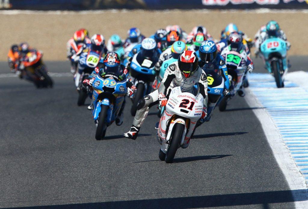 Bagnaia, Moto3 race, Moto3, Spanish MotoGP 2016