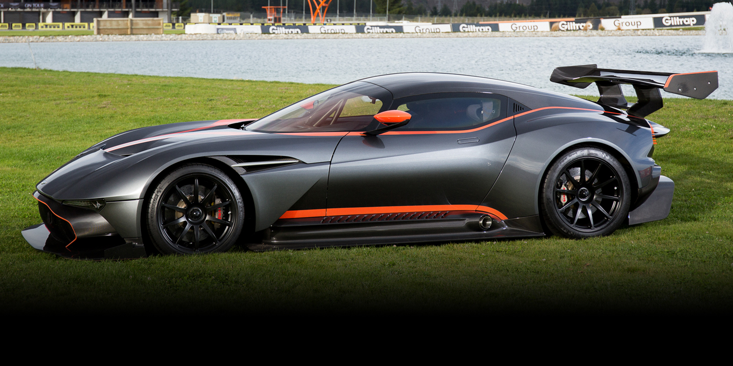 Southern Hemisphere's First Aston Martin Vulcan Goes To