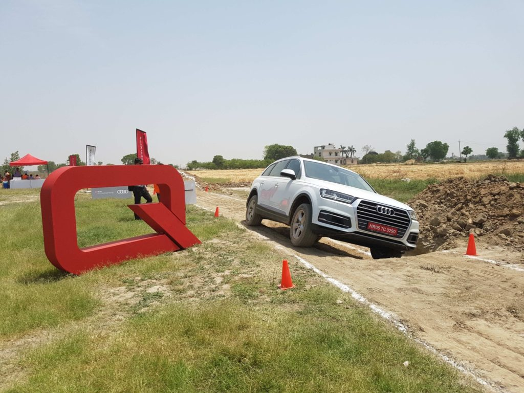 Audi Q Drive 2016