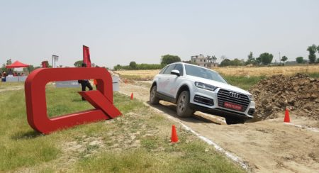 Audi India conducts 2016 season of the multicity Audi Q Drive